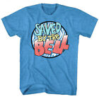 Saved By The Bell 80s Comedy Sitcom Logo Adult American Classics T-Shirt Tee image
