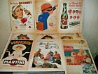Vintage Style Advert Postcards Cola Pepsi Budweiser Heineken Coffee Lucky Strike £1.29  on eBay