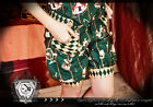 Lolita goth aristrocra​t Golden Ferris wheel wonderland dress shorts【JI2007】 G
