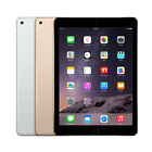 "Apple iPad Air 2 32GB ""Factory Unlocked"" WiFi Cellular iOS 2nd Generation Tablet"