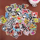 100x Stickers Skateboard Sticker Graffiti Laptop Luggage Car Decals mix lot Gift