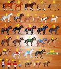 PLAYMOBIL Horse Pony choose western farm ranch knights king castle animal