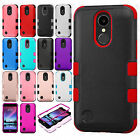 For LG Grace LTE IMPACT TUFF HYBRID Protector Case Skin Cover +Screen Protector