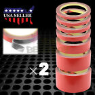"2x 3M/Roll Automotive Acrylic Double Sided Tape 1/4"" 5/16"" 7/16"" 1/2"" 1"" 1.5"" 2"""