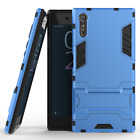 For Sony Xpeira XZ, FZ8331 Heavy Duty Armor Hybrid Hard Case Cover