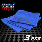 Microfiber Cleaning Cloth Towel Rag Car Polishing No Scratch Auto Detailing