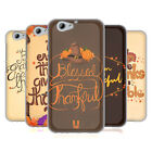 HEAD CASE DESIGNS THANKSGIVING TYPOGRAPHY SOFT GEL CASE FOR HTC ONE A9s