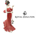 SALE Royal Doulton Figurine 'The Lady With The Bells' Ltd Edition No. 60 of 250