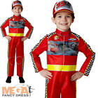 Lightning Mcqueen Boys Fancy Dress Cars 3 Disney Pixar Kids Childrens Costume