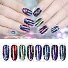 Soak Off UV Gel Polish Chameleon Sequin Iridescent Flakies  Nail Art BORN PRETTY