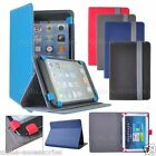 """Universal Flip Stand Folding Case Cover For All 7"""" 7 Inch Tablet PC Tab Android"""