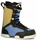 Celsius Hitchhiker Denim Blue Traditional Lace Men's Snowboard Boots NEW
