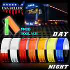 "Внешний вид - *Reflective Conspicuity Tape 2""x150' DOT-C2 Safety Warning Sign Car Truck RV"