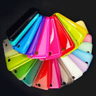 LOT TPU Silicone Soft phone Case for SamSung Galaxy Note 2 N7100 23 Multi Color