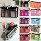 Insert Handbag Organiser Purse Liner Organizer Lady Storage Bag Tidy Travel Hot