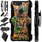 For ZTE Blade Z MAX/ ZMAX PRO 2 Phone Cover Case CAMO LEAF LuxGuard
