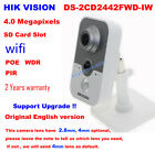 Hikvision DS-2CD2442FWD-IW 4MP day/night Network IP PIR human detection Camera