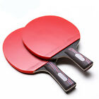 High Quality Table Tennis Racket Ping Pong Paddle Long/Short Handle Great tool