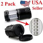 New 30 LED Portable Camping Torch Lantern Operated Night Light Tent Lamp USA