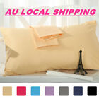 1-Piece Egyptian Cotton Body Pillowcase Pillow Case Cover 300 Thread Count