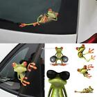 New 3D Frogs Funny Car Stickers Car Styling Vinyl Decal Sticker EN24H