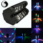 60W 8-LED RGBW Light Spider Moving Head LED Stage Lighting DMX Party US/EU/UK/AU