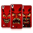 HEAD CASE DESIGNS DEVILISH FACES HARD BACK CASE FOR LG PHONES 2