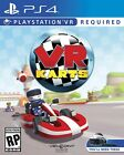 VR Karts - PlayStation 4 PS4 Brand New Ships Worldwide
