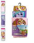 Paw Patrol Girls Socks 3 Pairs Triple Pack Skye & Everest Childrens Sizes 56982