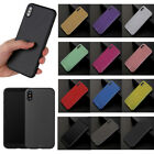 11 Colors Luxury Polish Soft TPU Back Case Cover Slim Protective For iPhone X 8