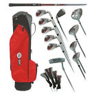 Pro-Tekt Womens Golf Package Set Complete Golf Clubs Cart Bag Ladies 6-SW Full