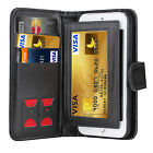 Luxury for iPhone 5 5S Wallet Case Cover Stand Leather Flip Card Slot Magnetic f