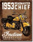 A4 SIZE INDIAN AMERICAN MOTORBIKE MOTORCYCLE METAL PLAQUE SIGN OTHERS LISTED B37