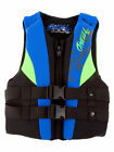 O'Neill Youth Life Vest USCG Neoprene Lifejacket for Kids & Children 50-90 lbs