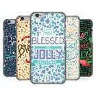 HEAD CASE DESIGNS BLESSED CHRISTMAS HARD BACK CASE FOR APPLE iPHONE PHONES