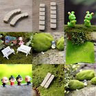 Miniature Fairy Garden Craft Figurine Plant Pot Garden Mini Ornament Decor DIY
