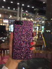 Luxury Sparkle Bling Glitter Matte Hard Back Case Cover For iPhone 6 7 8/X Plus