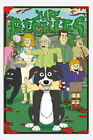 Mr Pickles Characters Poster New - Maxi Size 36 x 24 Inch