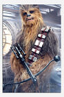 Star Wars The Last Jedi Chewbacca Bowcaster Poster New - Maxi Size 36 x 24 Inch $14.43 CAD on eBay