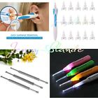 New Smart Earwax Removal Soft Spiral Ear Cleaner Multifunctional Swab Easy