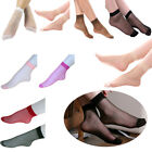 10 Pairs Women Sexy Ultra Thin Elastic Silky Short Silk Stocking Ankle Socks New