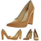 Jessica Simpson Tanysha Women's Chunky Heel Pointy Toe Dress Shoes