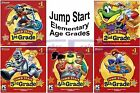 Jumpstart Elementary Grade School Edutainment PC Windows XP Vista 7 8 10 Sealed