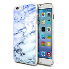 Dual Blue Marble Effect Design Shockproof Hard Case Cover For Mobiles