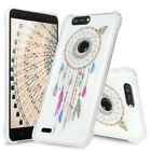 For ZTE Blade Z MAX/Sequoia/Zmax Pro 2 Design Crystal Clear TPU Cover Phone Case