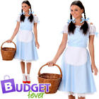 Dorothy Womens Fancy Dress Fairy Tale Book Day Week Ladies Adults Costume Outfit