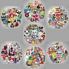 Lot of 100 Car Stickers Wall Bomb Laptop Luggage Decals Dope Sticker Mix 97k