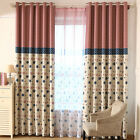 1Panel Cartoon Star Print Blind curtain Black Out For Kids Bedroom Playhouse HX