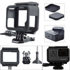 Housing Case Cover+ Tempered Glass Screen Protector+ Lens Cover for GoPro Hero 5