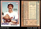 1978 O-Pee-Chee #108 Joe  Back Reads with Baltimore as of 12-8-77  Orioles EX/MT